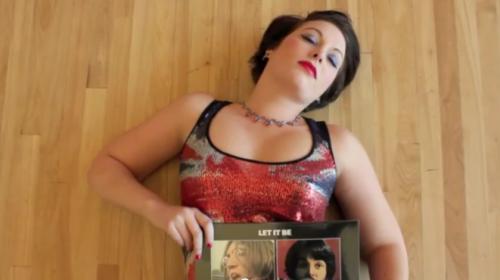 unbox video girl