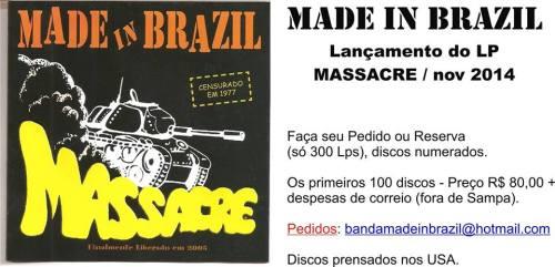 made in brazil n
