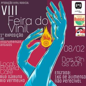 Feira do Vinil 2015-02-08