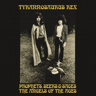 Prophets, Seers & Sages: Angels Of The Ages Tyrannosaurus Rex