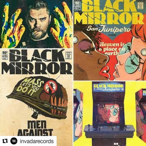 black mirror ost